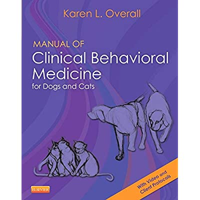 Cat Health Products Manual of Clinical Behavioral Medicine for Dogs and Cats [tag]