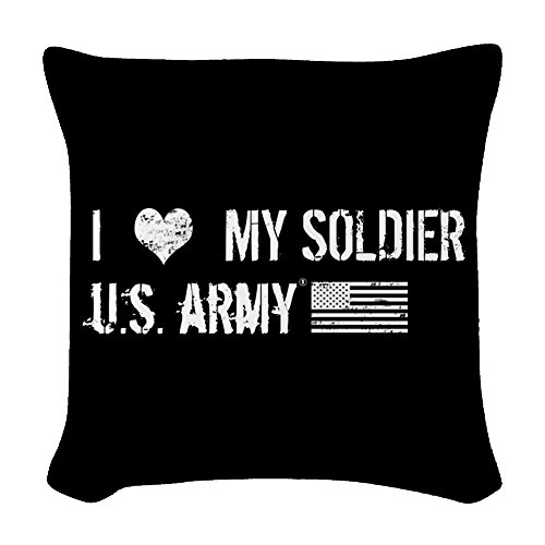 Soldier Throw Pillow - 2