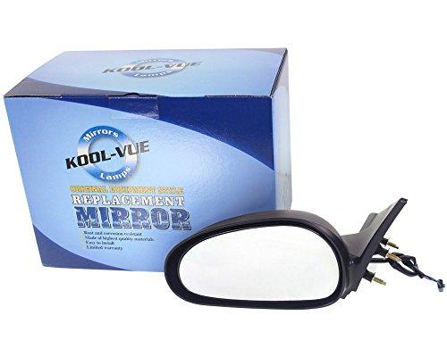 Kool Vue FD63EL Ford Mustang Driver Side Mirror, Power, Exclude 03-04 Cobra Model