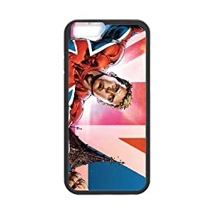 captain britain768 iPhone 6 4.7 Inch Cell Phone Case Black 53Go-100904