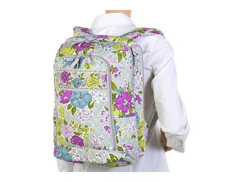 Vera Bradley Laptop Backpack (Watercolor) by Vera Bradley (Image #5)