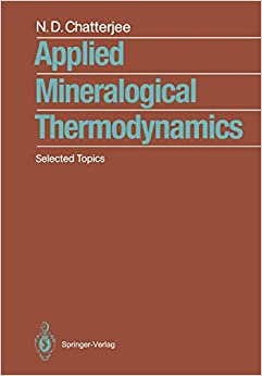 Mejor Torrent Descargar Applied Mineralogical Thermodynamics: Selected Topics Directas Epub Gratis
