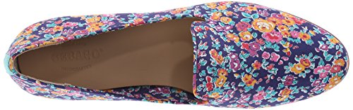 Free Shipping Footlocker Finishline Liquidación envío gratuito Hutton Sebago Las Mujeres Fumar Plana Slip-on Mocasín Tatum Tela De Arte De Impresión Libert yT6lSU