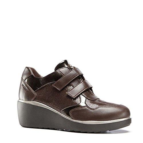 Stonefly 109280 000 Sneaker Frau Braun