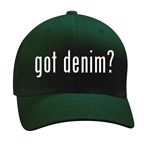 Genetic Denim Denim Leggings - got denim? - A Nice Men's Adult Baseball Hat Cap, Forest, Large/X-Large