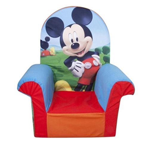 Marshmallow High Back Chair, Disney Mickey Mouse Club House Brand Name: Marshmallow by _**