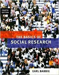 The Basics of Social Research 4th (fourth) edition Text Only