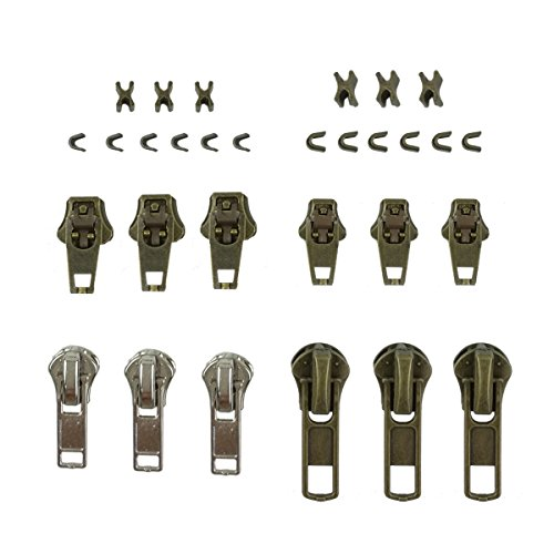 zipper repair kit for jackets - 2