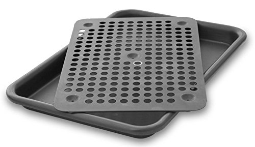Lloydpans Kitchenware 9 Inch By 13 Inch Quarter Sheet Pan