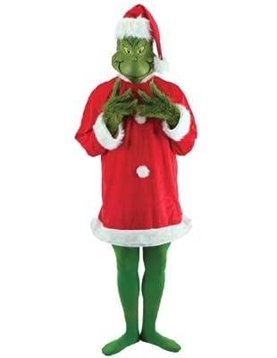 elope Deluxe Grinch Costume