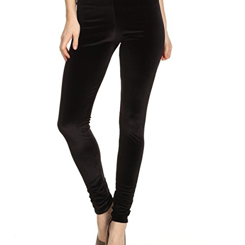 Stretch Velour Pants - 5