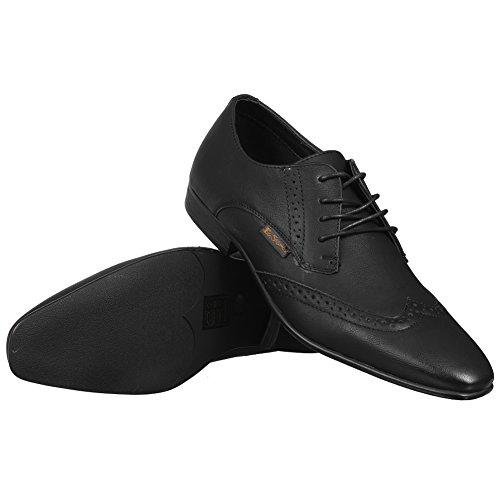Ben Sherman 4Eye Fashion Brogue Leather scarpa abito