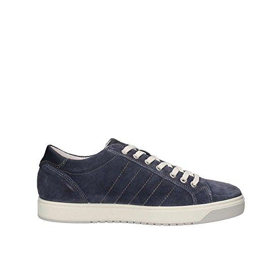 IGI&CO 77250/00 hombre bajas zapatillas de deporte AZUL Azul