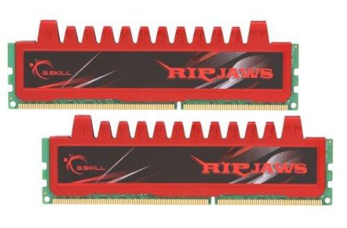 G.SKILL Ripjaws Series 8GB (2 x 4GB) 240-Pin DDR3 1333MHz DIMM PC3-10666 Desktop Memory Model F3-10666CL9D-8GBRL