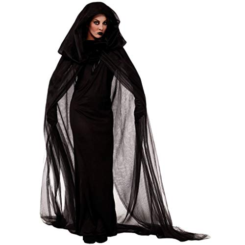 Horror Prom Night Costumes - Womens Halloween Cosplay Costume,LuluZanm Sales! Ladies