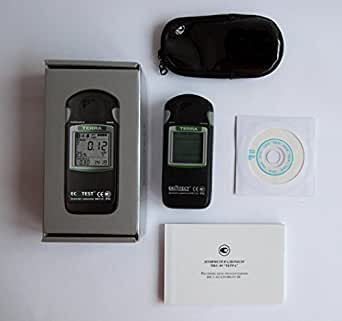 Amazon.com: Detector de radiación Terra MKS 05 Contador ...
