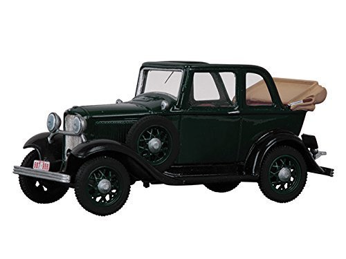 Black Hawk Toy Soldiers 1930's Gangland America 1932 Ford V-8 Convertible True 1/32 Scale