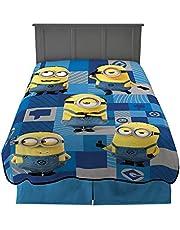 بطانية Franco Kids Bedding فائقة النعومة من القطيفة