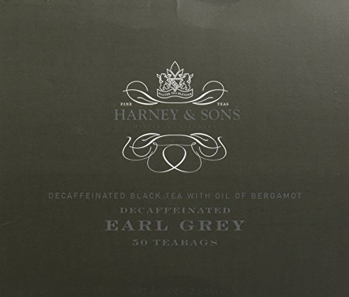 Harney Sons Fine Decaffeinated Bergamot