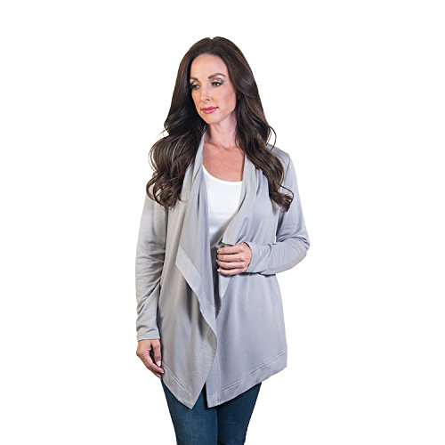 Lined Cardigan Sweater - 4