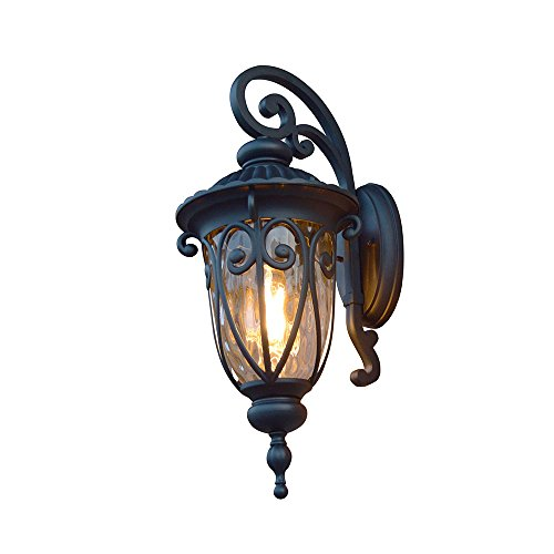 Outdoor Lighting Black Finish in US - 7