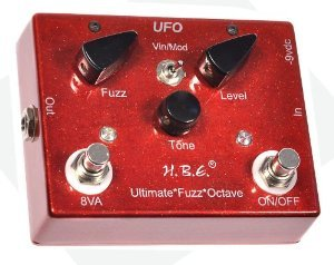HomeBrew Electronics Ultimate Fuzz Octave