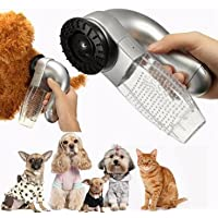 Shed Pal Pet Hair Fur Remover, Cat Dog Pet Hair Fur Remover Shedding Grooming Brush Comb Vacuum Cleaner Trimmer