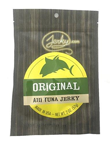 Original Natural Tuna Jerky Preservatives