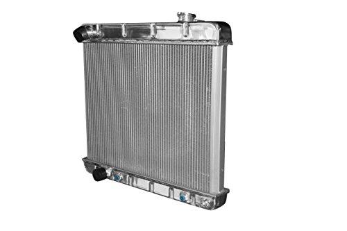 (KKS6165 New 3 Rows All Aluminum Radiator Fit 60-65 Cadillac DeVille Fleetwood Eldorado)