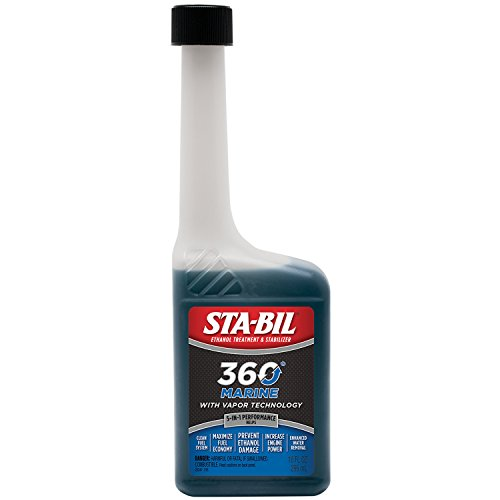 STA-BIL 360 22241 Marine with Vapor Technology, 10 oz.