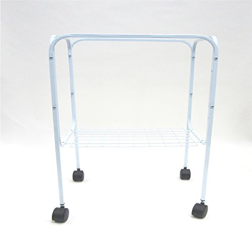 YML Stand for Cage Size 18 by 18-Inch and 18 by 14-Inch, Whi