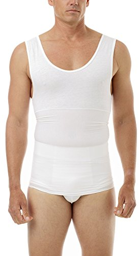 Manshape MagiCotton Support Tank Tummy Trimmer 3-Pack Whi...