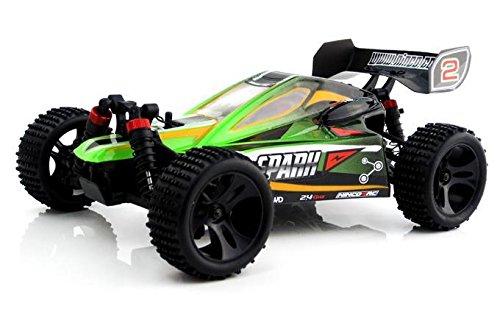 6 Spark Green Buggy XB16 2.4G RTR ()
