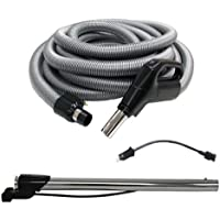 Hayden Superhose Central Vacuum Hose Replacement (Direct Connect, 35)