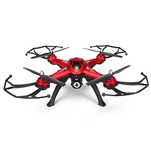 JJRC H25G RC Quadcopter 5.8G FPV With 2MP Camera 2.4G 6-Axis Headless Mode One Key Return [RTF Version][Left Hand Throttle]...