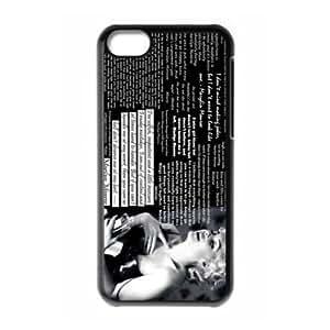 BestClassmates (TM) Custom Marilyn Monroe Cover Case for iPhone 4 4s