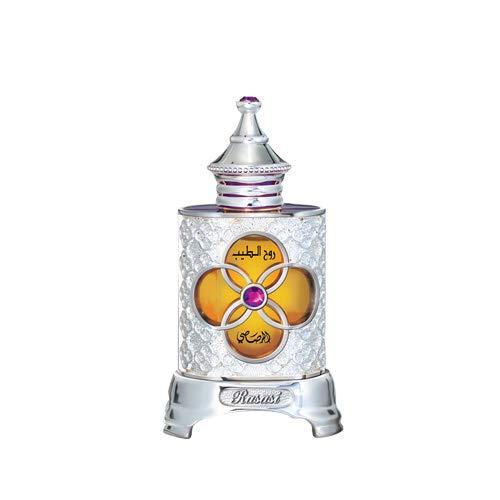 Rasasi Ruh Al Teeb for Men and Women (Unisex) CPO - Concentrated Perfume Oil (Attar) 15 ML (0.51 oz)