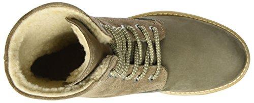 Tamaris Damen 26443 Combat Boots Braun (taupe)