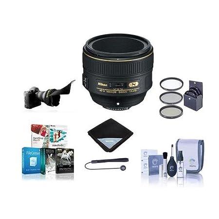 Review Nikon 58mm f/1.4G AF-S