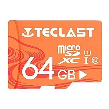 64GB TF (Micro SD) Tarjeta Tarjeta de Memoria: Amazon.es ...