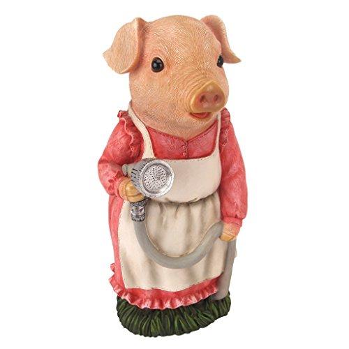 Design Toscano Mama Pig Gardener Statue