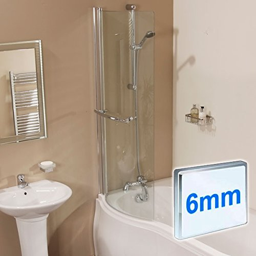 Amazon.com: Bath Shower Tub 1500 Corner White Acrylic Modern Luxury ...