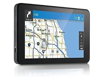 "Rand McNally TND740 LM IntelliRoute 7"" GPS Truck Navigator Lifetime Map Updates"