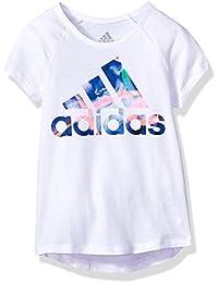 Girls' Short Sleeve Graphic Tee Shirts