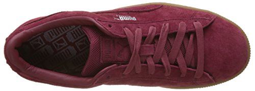 Adulte tibetan Mixte Red Tibetan Rouge Weatherproof Classic Basket Baskets Puma Red Basses qYZpp