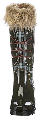 Giesswein Zwaring - Botas de agua, color: 38 Marrón