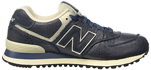Blue Chaussures Balance de Homme New Bleu 574 Entrainement Running Stone v4TUUAHqw