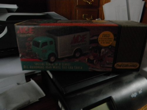Ace Hardware, Special Tenth in a Series 1949 White Tilt Cab Truck by ERTL