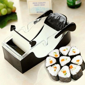 Magic Perfect Easy Roll Sushi DIY Sushi Cutter Rolling Machine Kitchen Gadgets - Others Bento Accessories