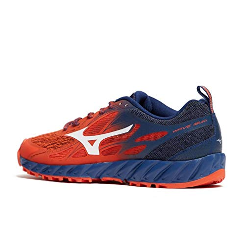 Mizuno Wave Ctomato Ibuki Hombre para Estateblue Multicolor White 001 Zapatillas rrAqw